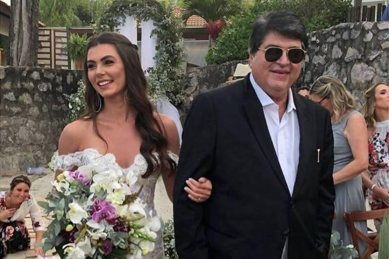 Casamento de Letícia Datena