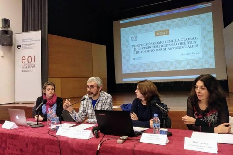 Especialistas discutem os desafios da língua portuguesa em encontro em Barcelona, na Espanha