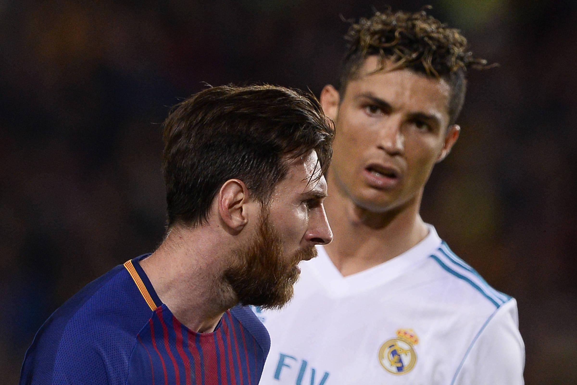 e790982846 Messi e Cristiano Ronaldo buscam última chance de ganhar Copa em alto nível  - 11 06 2018 - Esporte - Folha