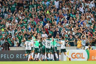 Brasileirao Atletico PR X Palmeiras