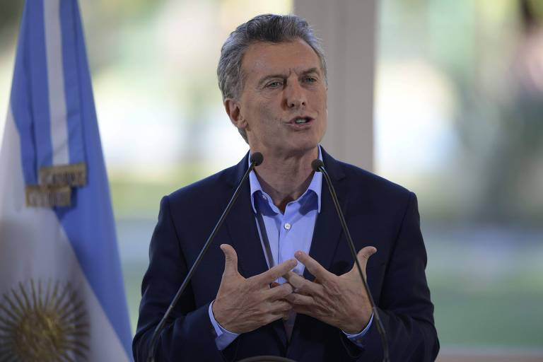 Argentina pede apoio financeiro ao FMI