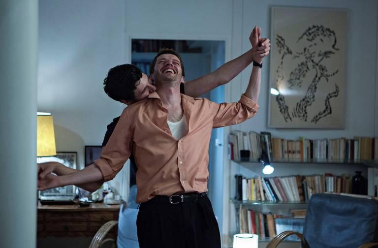 Cena do filme 'Plaire Aimer et Courir Vite', de Christophe Honoré, em competição no Festival de Cannes 2018
