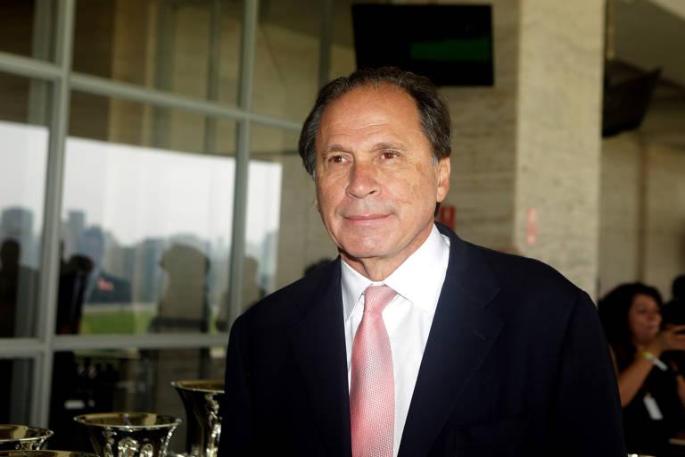 Benjamin Steinbruch, presidente da CSN, que é cogitado para ser vice de Ciro