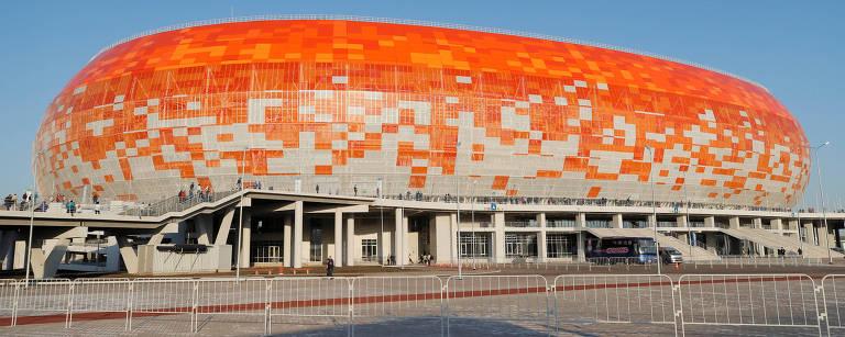 Estádios da Copa - Arena Mordovia