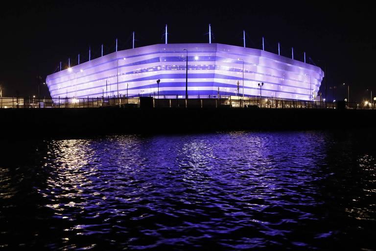 Estádios da Copa - Kaliningrado