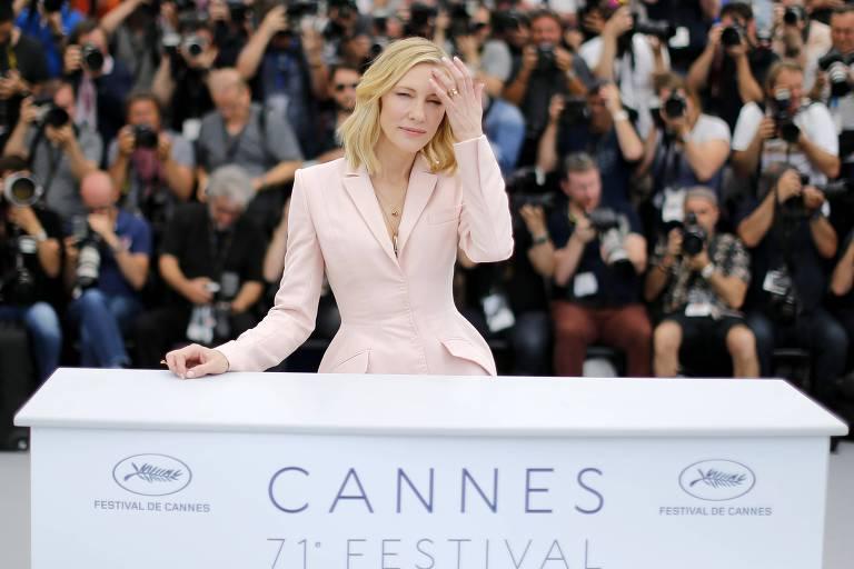 71º Festival de Cannes - 1º Dia