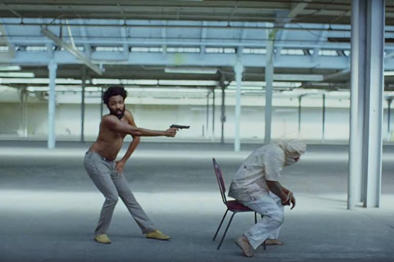 Videoclipe da música