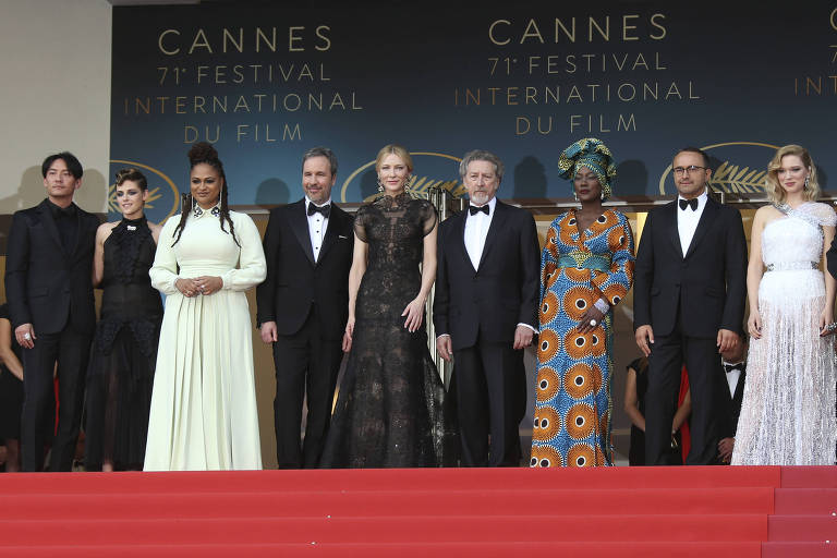 Abertura do Festival de Cannes