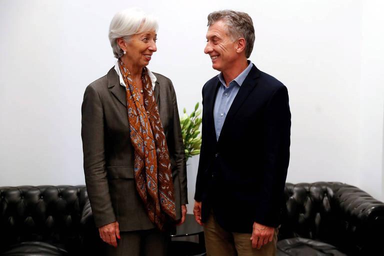 Dólar dispara na Argentina