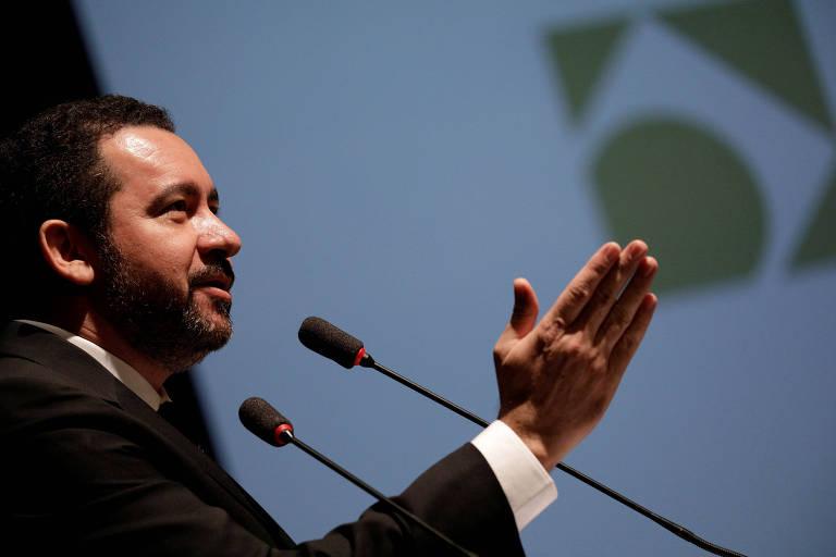 Dyogo Oliveira, presidente do BNDES, no Rio