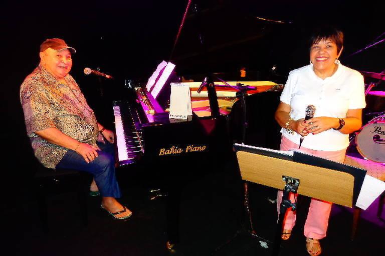 João Donato e Rosa Passos estreiam show juntos em Salvador
