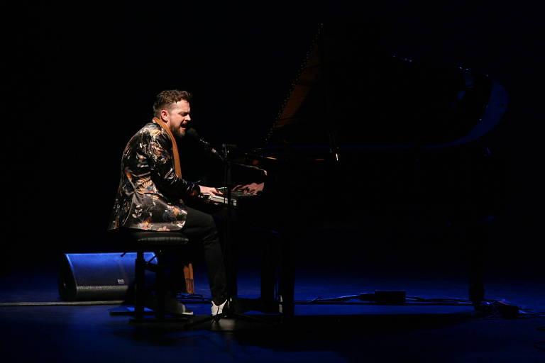 Pianista brasileiro toca com Madonna no Met Gala
