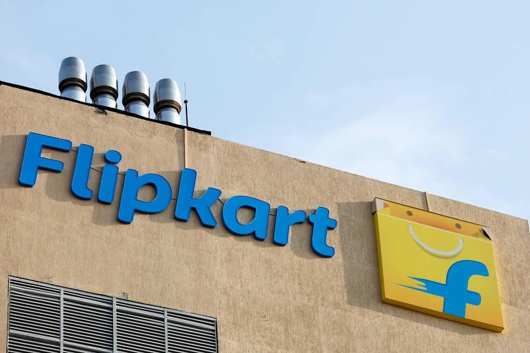 Logo da Flipkart em Bangalore