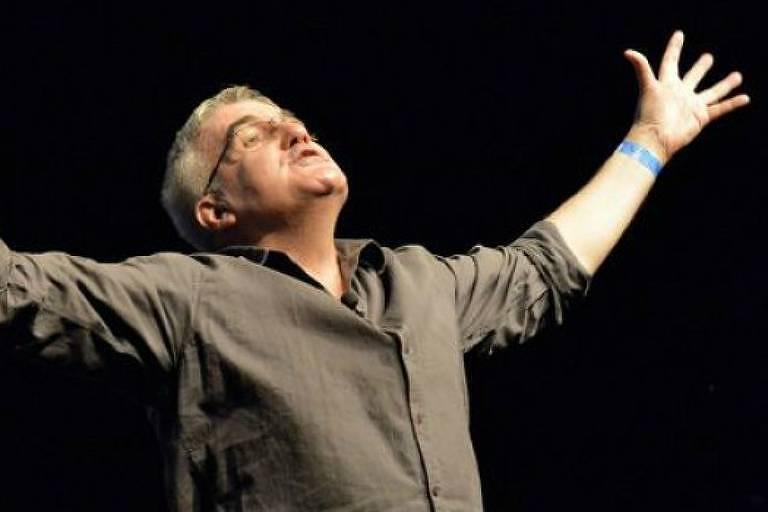 O diretor de som Vasco Pimentel, que participa da Flip