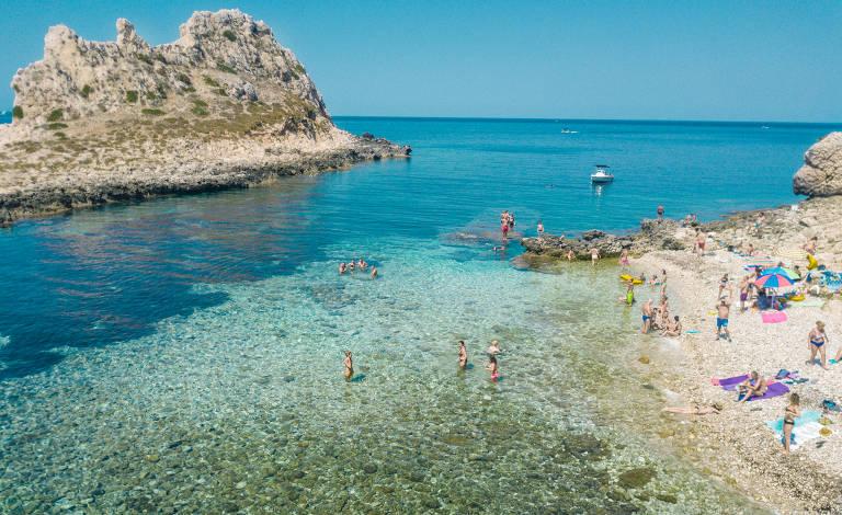 Uma ilha de sossego na muvuca da Sicília