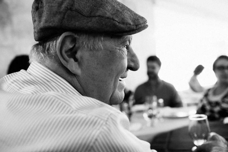 Celso Paciornik ao completar 70 anos
