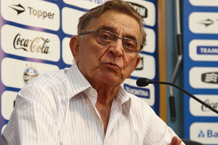 Fábio Koff, ex-presidente do Grêmio
