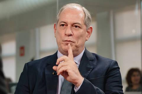 Ciro busca alianças com centro para 2022 e diz que sua tarefa é tirar PT do 2º turno contra Bolsonaro