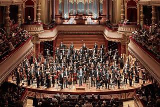 2017-01-20. Orchestre de la Suisse Romande. Série Grands Classiques. Photo officielle 2017.
