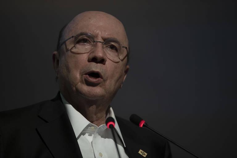 O presidenciável Henrique Meirelles, que defendeu uma candidatura Temer