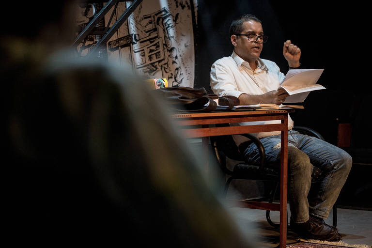 Professor Welington Andrade