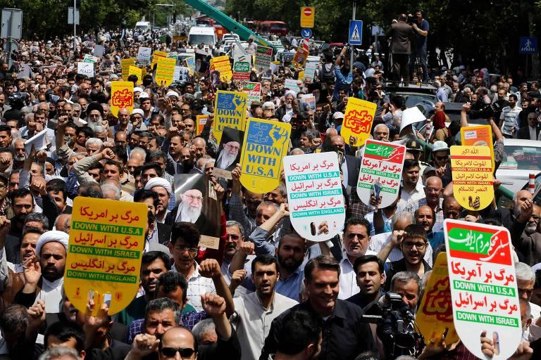Tensão entre Irã e Israel