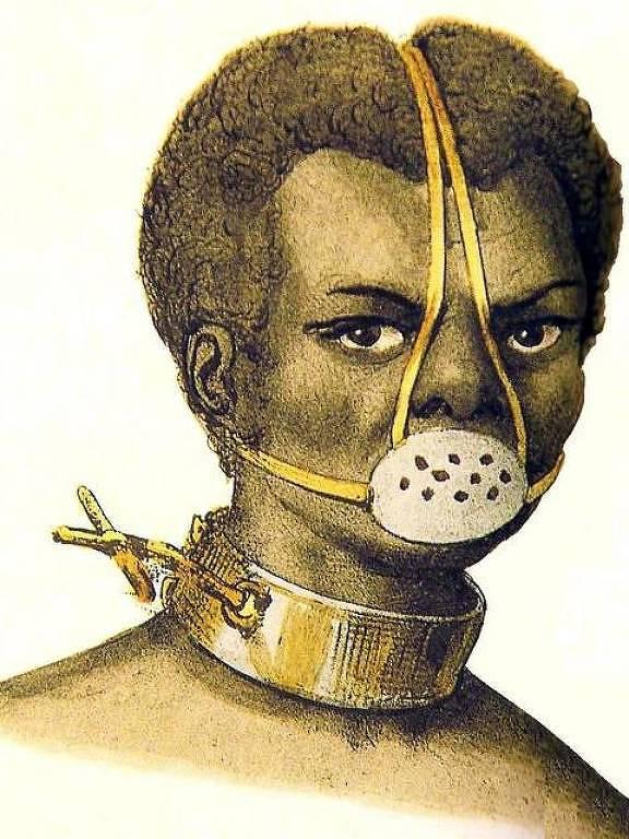 Obras de arte abordam escravidão