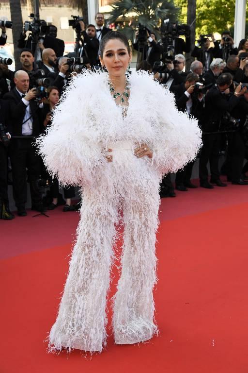 Tapete Vermelho de Cannes 2018