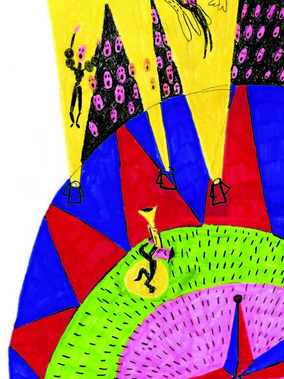 palco de circo