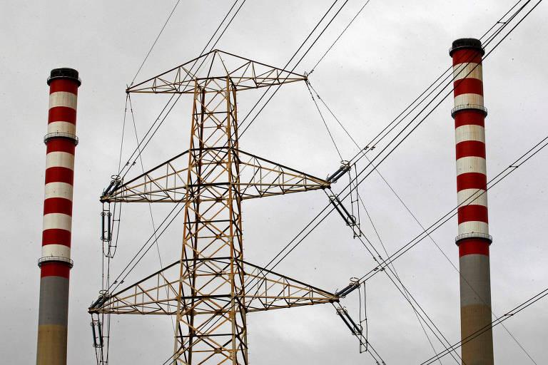 Usina da EDP Energias de Portugal