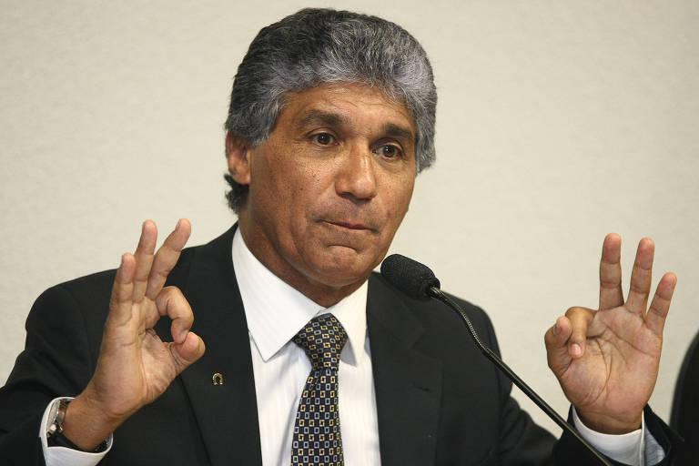 O ex-diretor da Dersa Paulo Vieira de Souza, conhecido como Paulo Preto