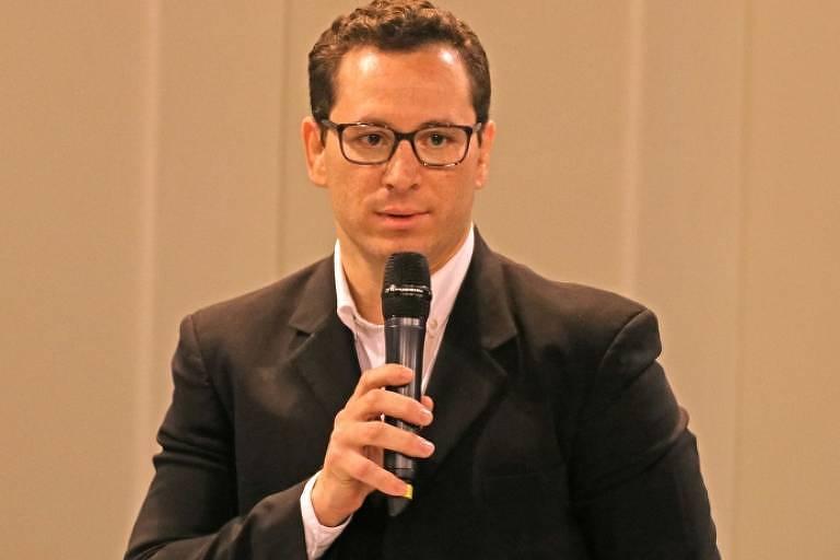 Tiago Camilo, presidente da comissão de atletas do COB