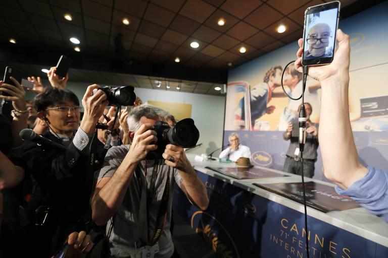 71º Festival de Cannes - Primeira Semana