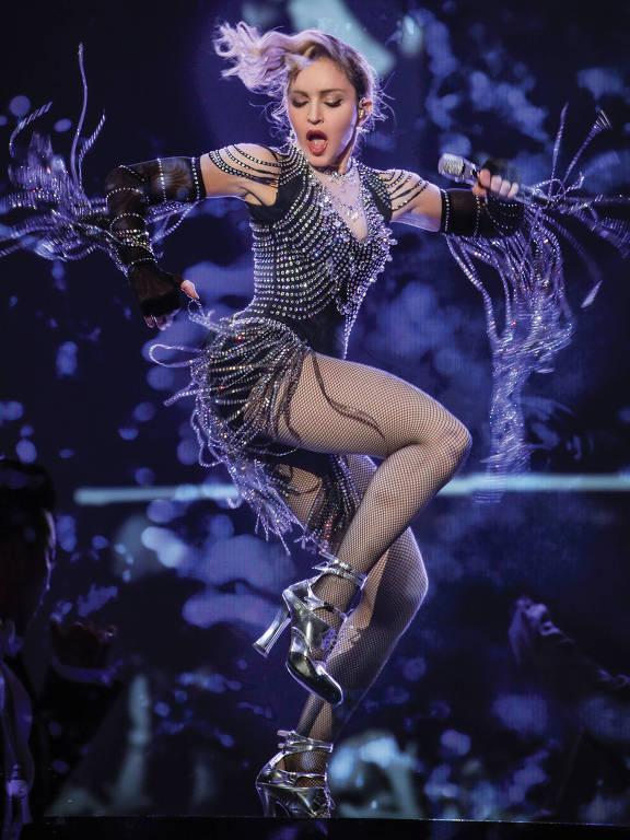 """""""Madonna: The Rebel Heart Tour"""", que vai ao ar no canal Bis"""