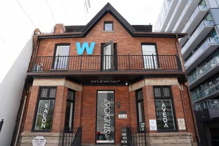 Loja onde Meghan Markle costuma frequentar em Toronto