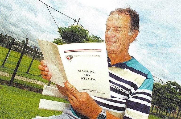 Técnicos da seleção brasileira nas últimas Copas