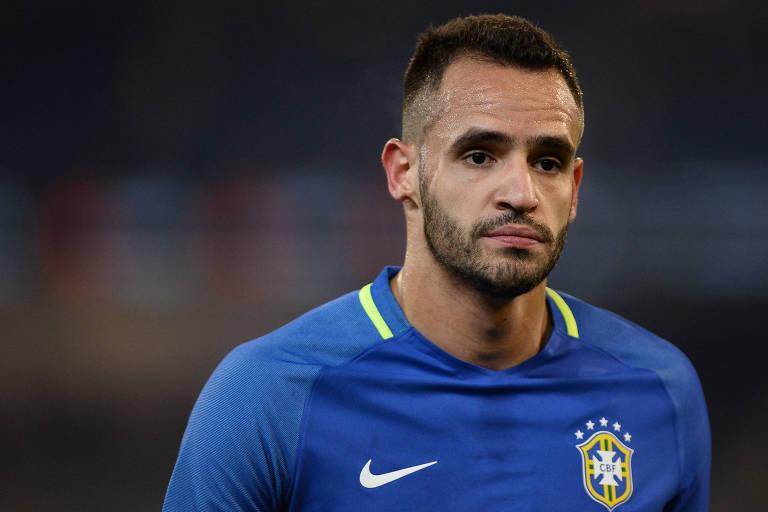 Renato Augusto foi reserva nos dois amistosos da seleção brasileira neste ano