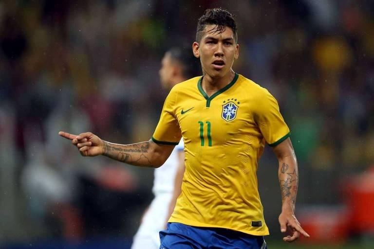 Firmino superou a desconfiança dos torcedores brasileiros com a ótima temporada no Liverpool