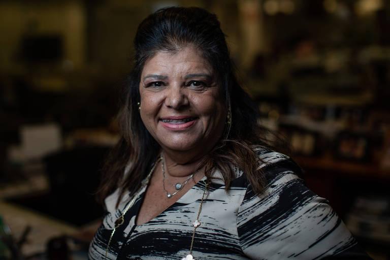 Luiza Helena Trajano, criadora do Magazine Luiza