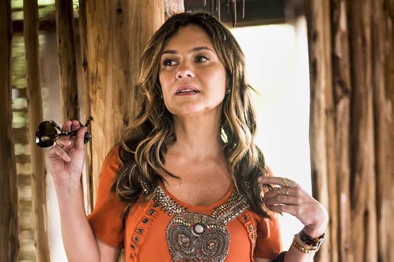 "Adriana Esteves será Laureta na novela ""Segundo Sol"""