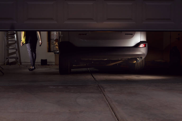 Carros sem chave e os perigos do monóxido de carbono