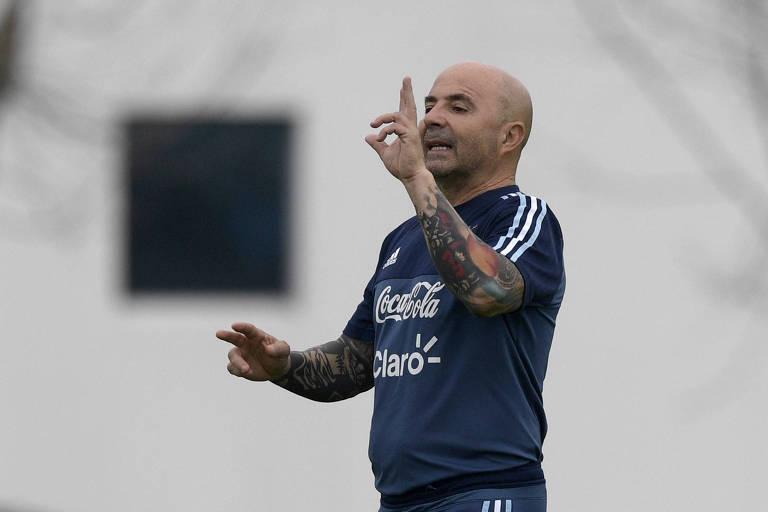 Argentina define pré-selecionados para a Copa do Mundo