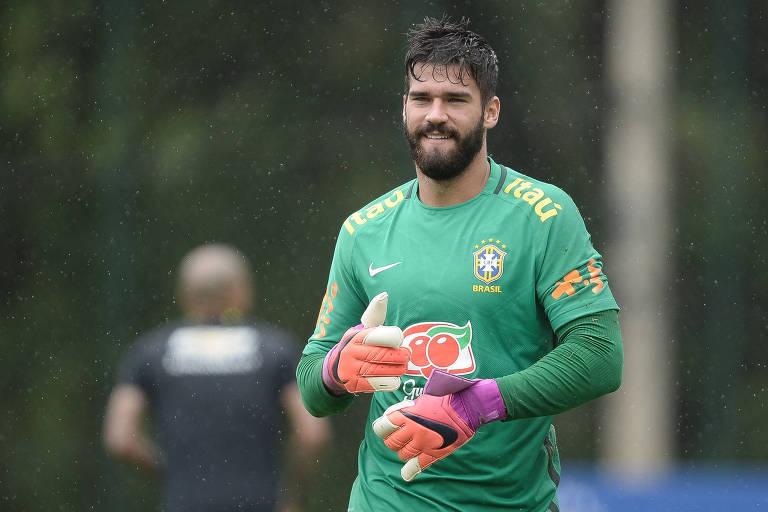 Convocados da seleção brasileira para a Copa do Mundo 2018