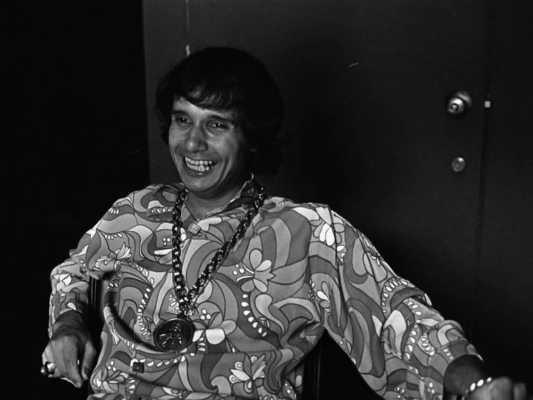 Em 1968, o cantor Roberto Carlos se casou com Cleonice Rossi na Bolívia