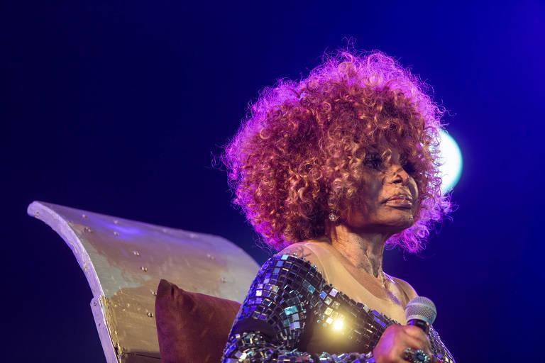 Elza Soares se apresenta em São Paulo nesta terça; veja dez atrações na cidade