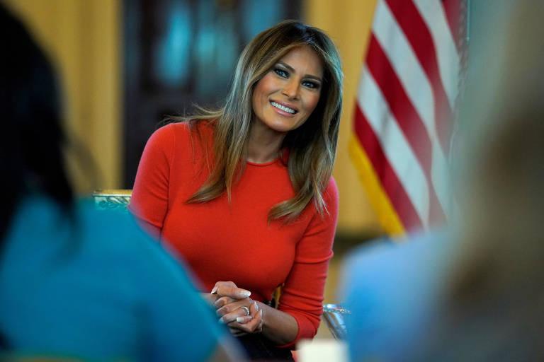 Melania Trump operada devido a