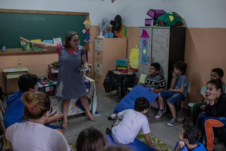 Experiência educacional pioneira em Embu-Guaçu
