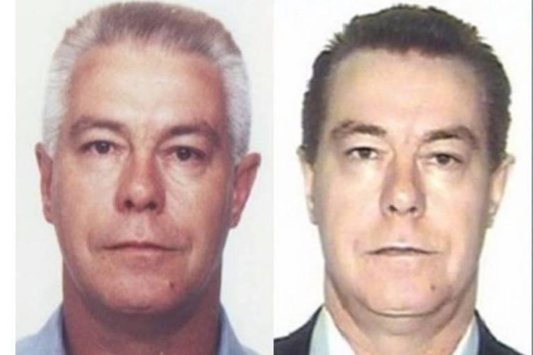 O traficante Luiz Carlos da Rocha e suas transformações de rosto