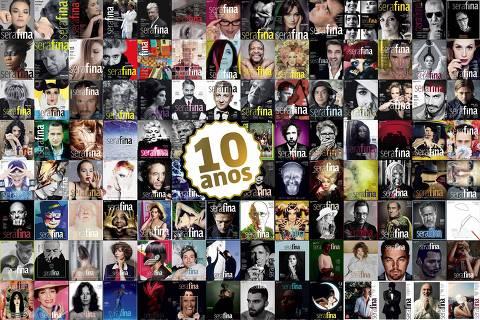 serafina 10 anos especial