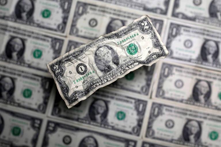 Dólar seguiu exterior e subiu em relação ao real com perspectivas de mais altas de juros nos EUA